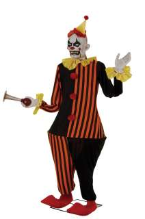 HONKY THE CLOWN Laughing Creepy Animated Halloween Prop~WATCH THE